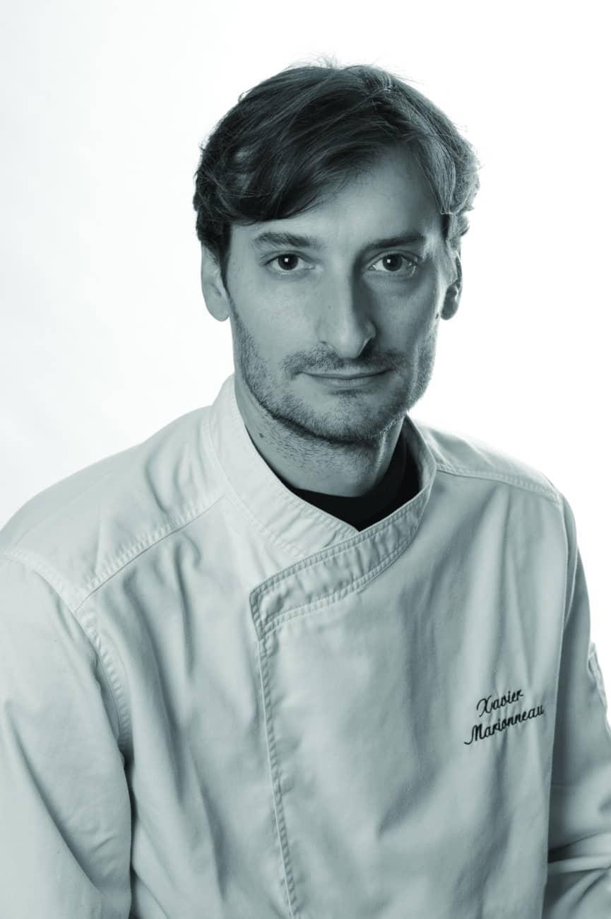 portrait Xavier MARIONNEAU